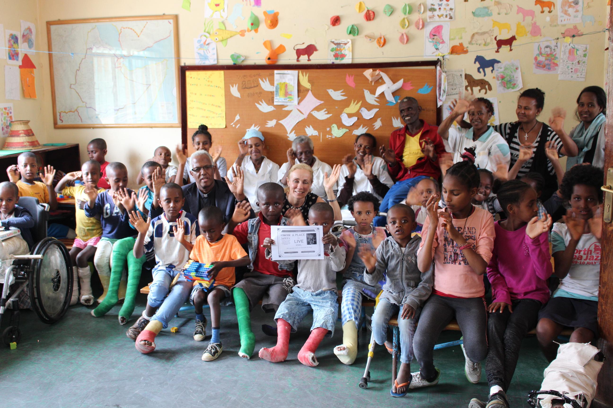 Alemchen CM Program Ethiopia
